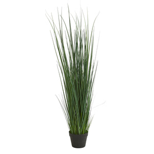 4' Grass Artificial Plant - Home Staging Warehouse
