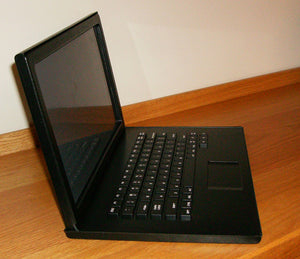 Laptop Prop - Matte Black