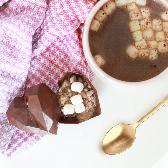 Hot Chocolate Hearts