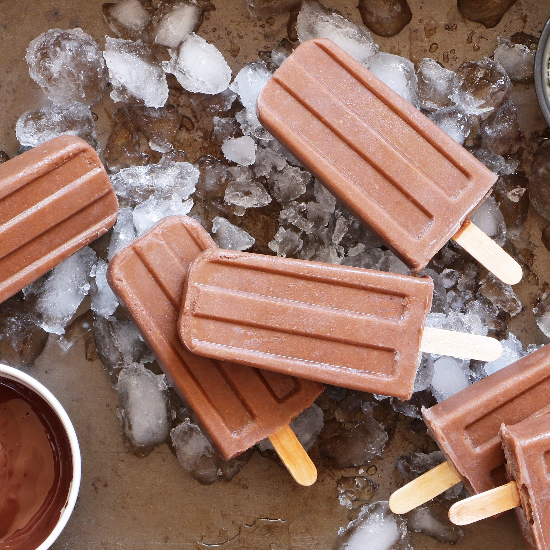 Deluxious Fudgesicles