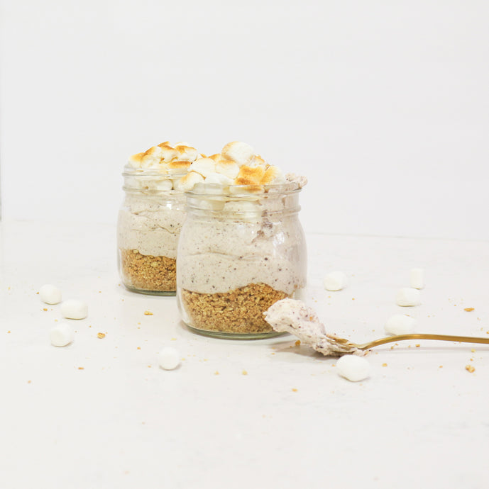 S'mores Mousse