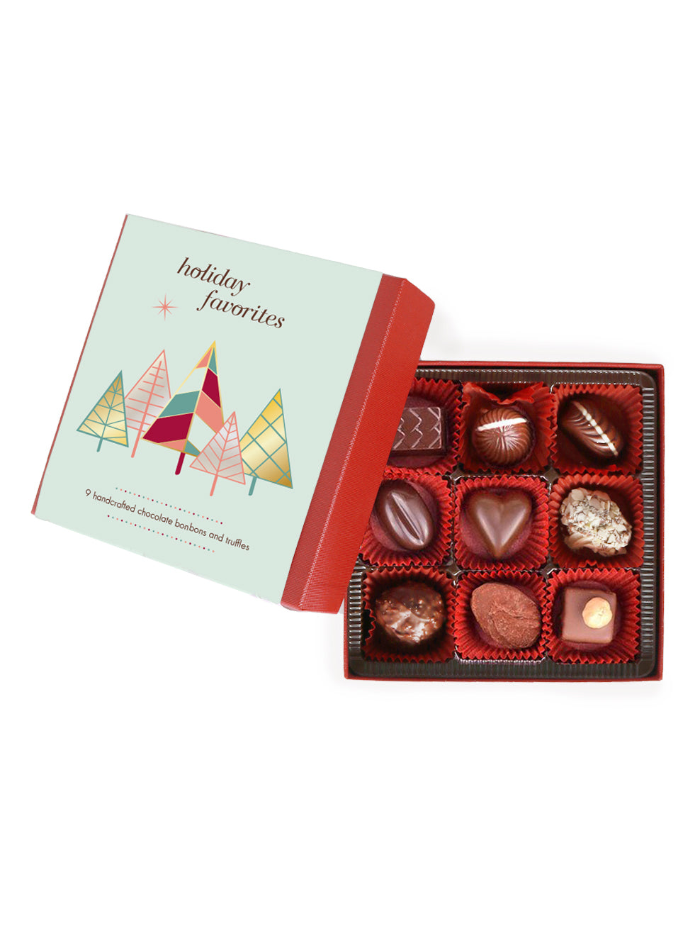 holiday favorites bonbons and truffles