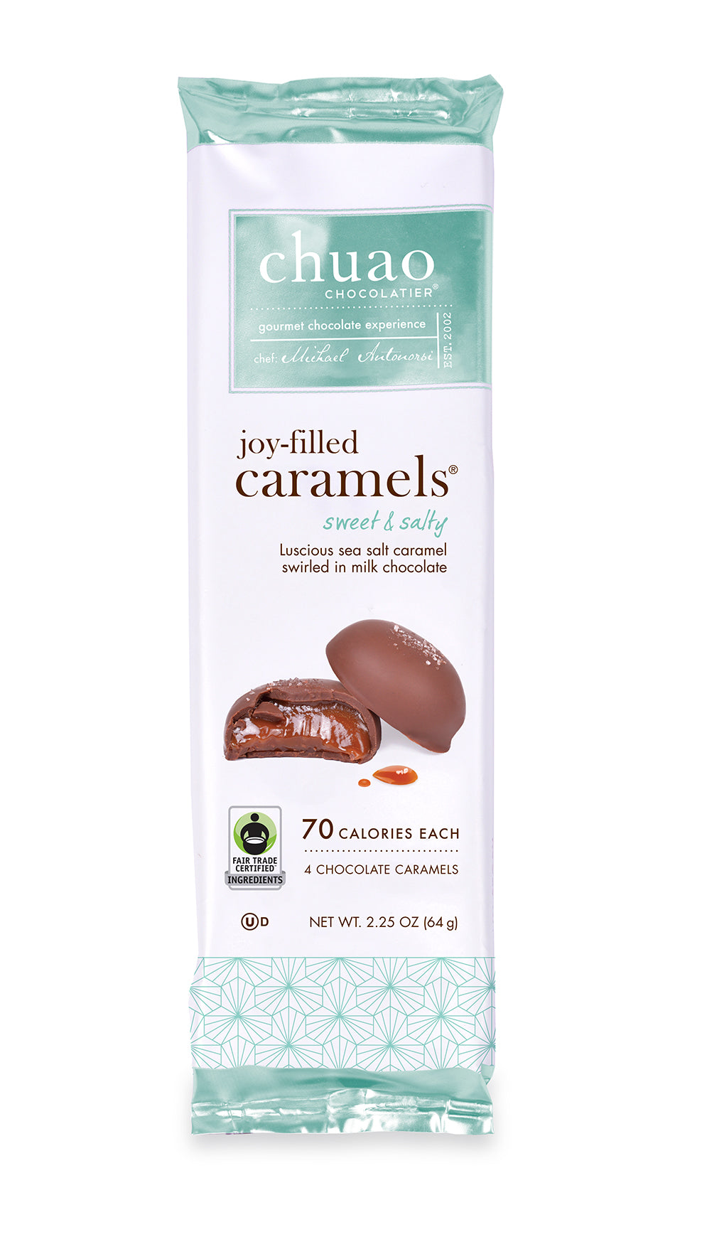 Sweet & Salty Joy-Filled Caramels