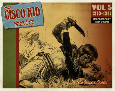 The Cisco Kid Volume Five