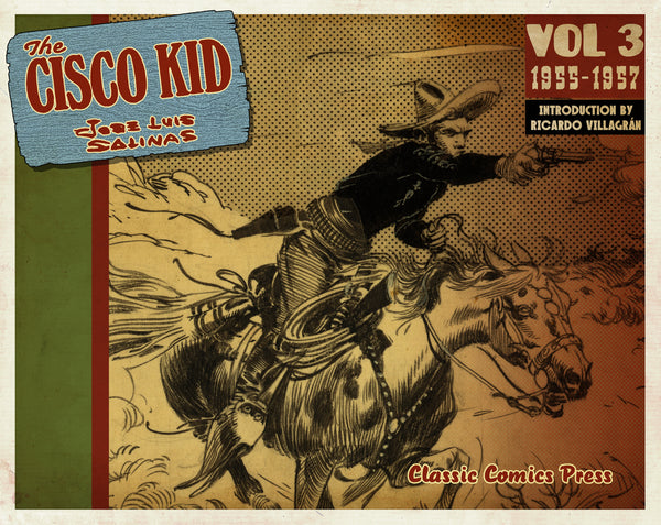The Cisco Kid Volume Three