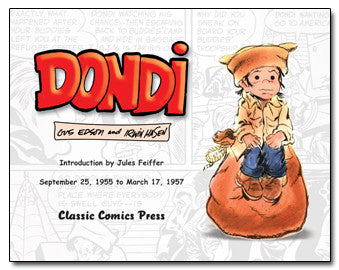 Dondi Volume One