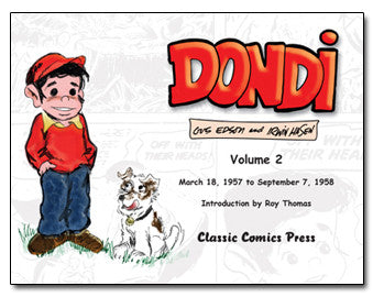 Dondi Volume Two