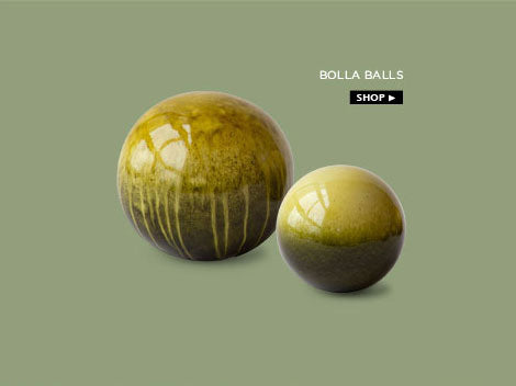 Bolla decorative balls