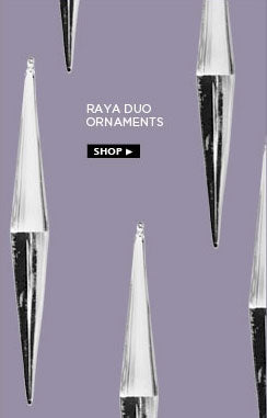 Raya Duo ornaments