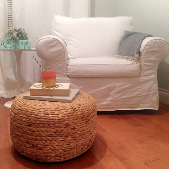 Designer Pick - Hyacinth Stool