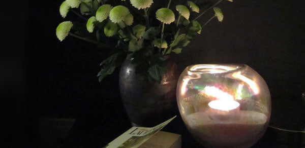 Turn your Vases into Votives