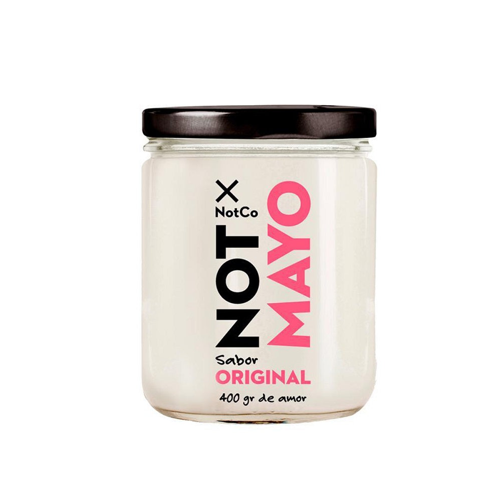 Mayonesa Not Mayo Sabor Original 400 gr