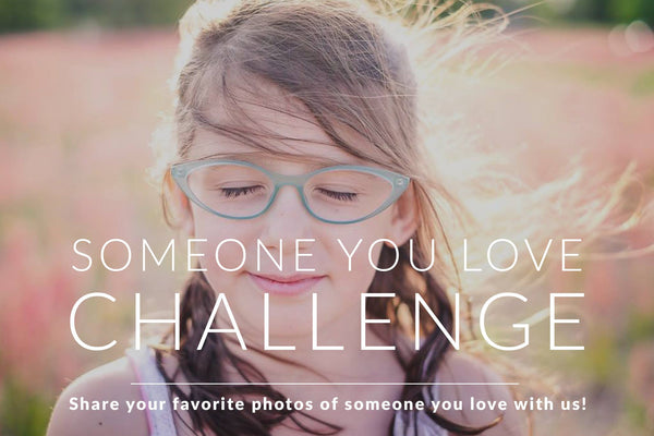 Someone You Love - Photo Challenge Winners