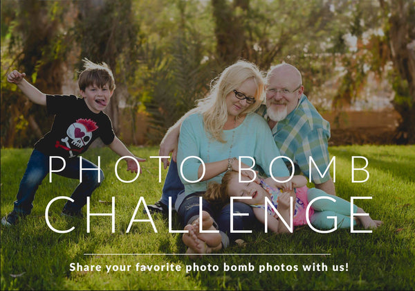 Photo Bomb and Photo Bloopers - Photo Challenge Winners Announced