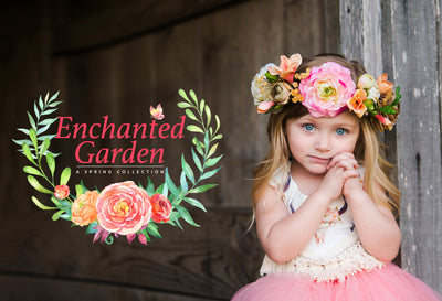 Best Spring Lightroom Presets: Enchanted Garden Collection