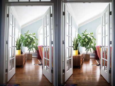 Lightroom Processing Workflow for Interior Images