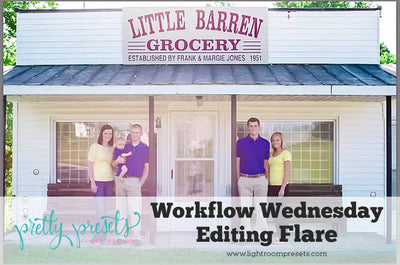 Workflow Wednesday: Editing Haze