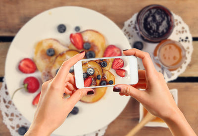 Food Photography – 6 Tips for Beginners