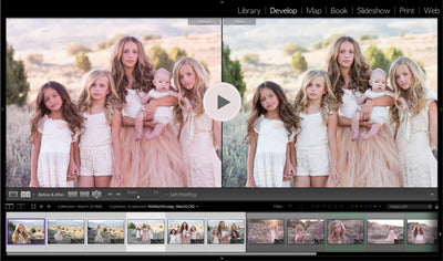 Free Training: Mastering Your Workflow In Lightroom