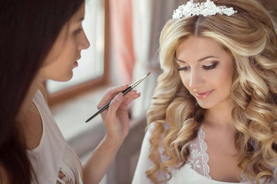 Photographers Guide to Using a Professional Makeup Artist