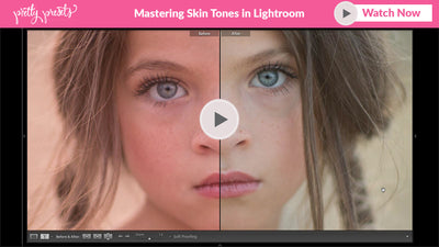 Training Webinar: Mastering Skin Tones in Lightroom