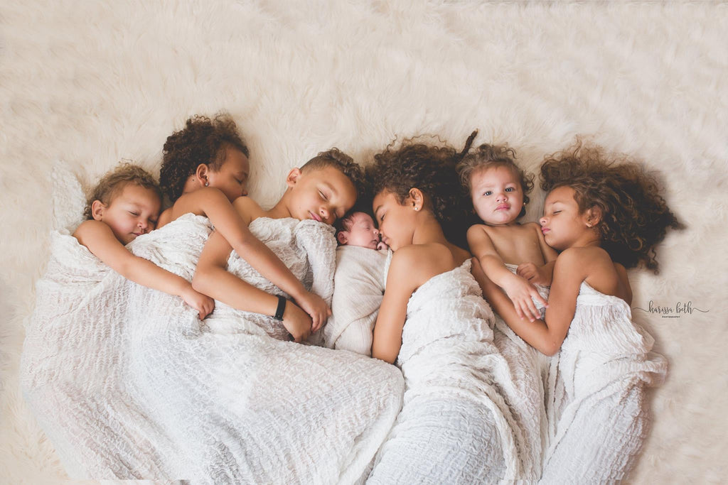Siblings taking a nap together | Quiet Time Photo Challenge
