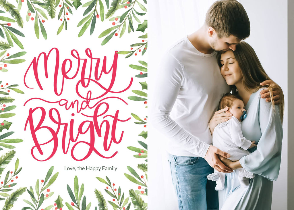 Free Christmas Card Templates.3 Free Christmas Holiday Card Templates Free Download