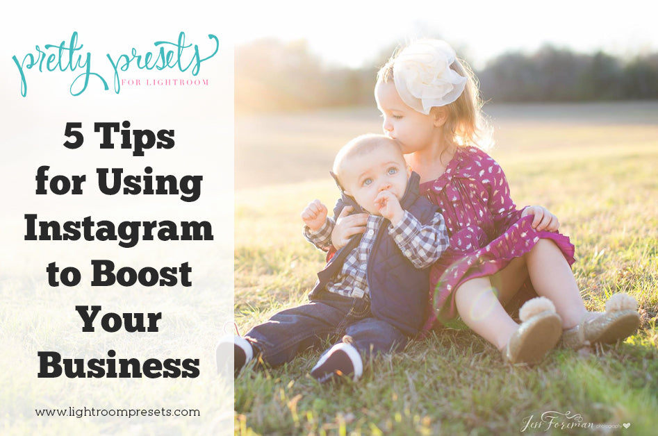 5 Tips for Using Instagram to Boost Your Photography  Business