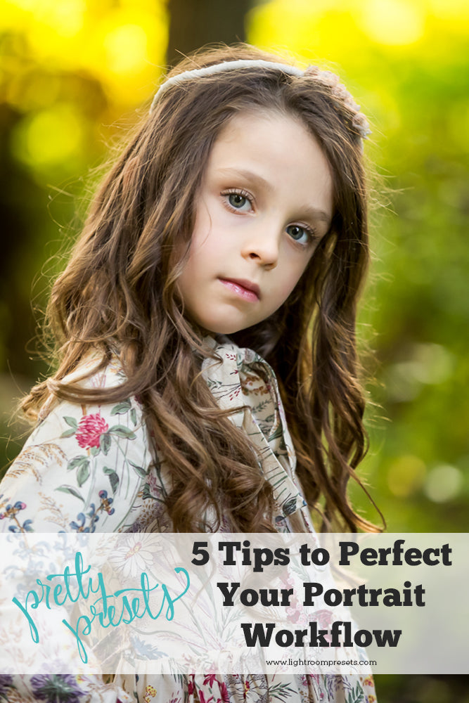5 Tips for Perfecting your Perfect Lightroom Workflow | Pretty Presets Lightroom Tutorial