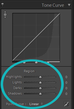 How to Use the Tone Curve in Lightroom – Pretty Presets for
