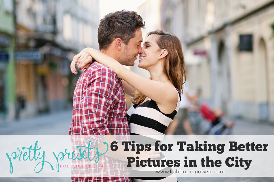 Tips for Taking Photos In the City