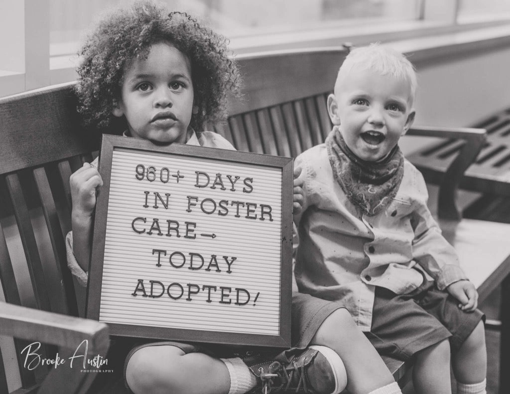 favorite photo 2019 - Adoption sign children