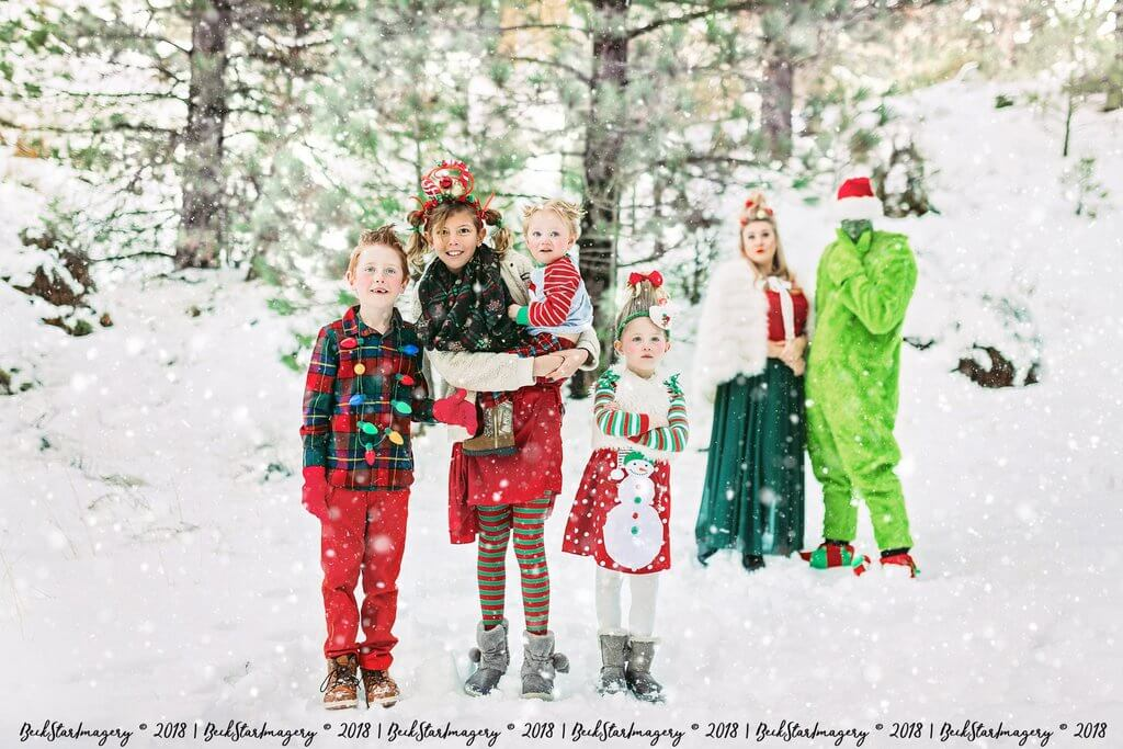 Family Christmas Photo Shoot Ideas Pretty Presets For Lightroom