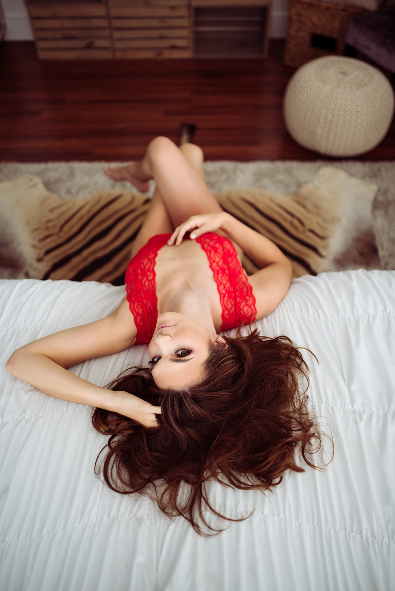 Boudoir photo editing tips