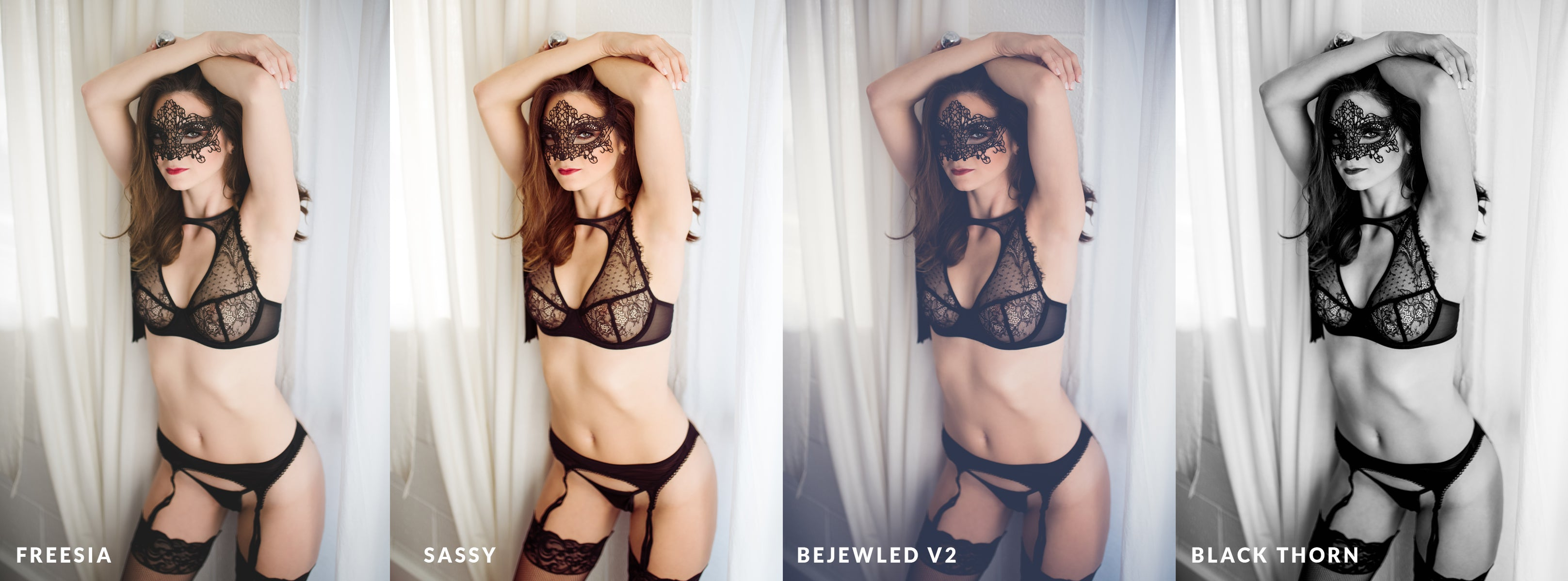 How to Retouch Boudoir Photos