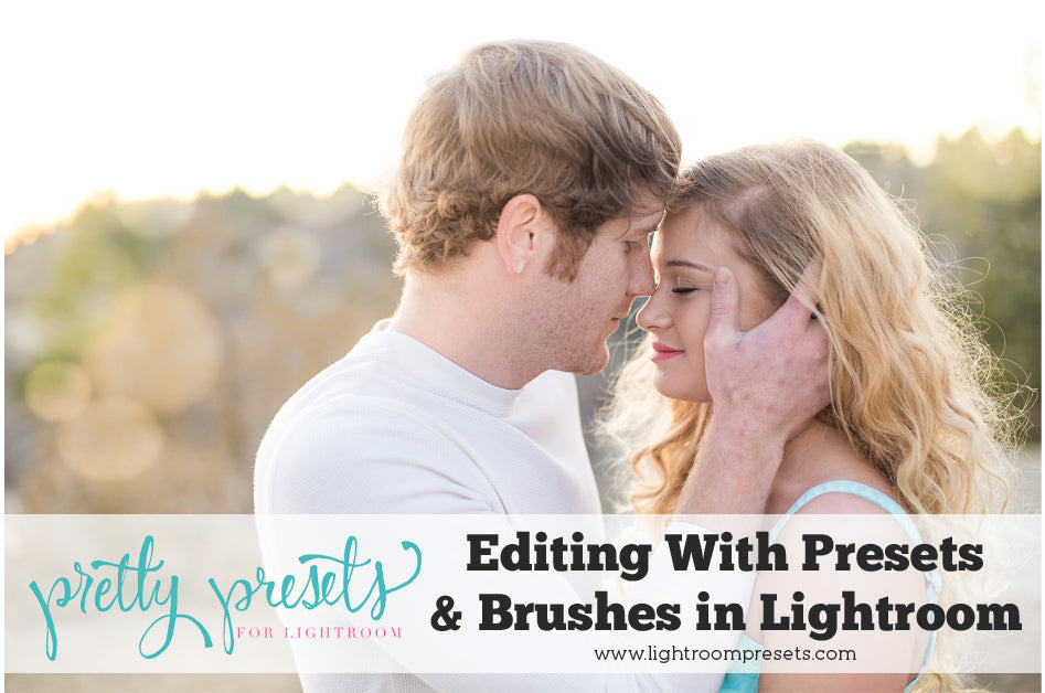 Free Lightroom webinar on using presets, brushes, and filters