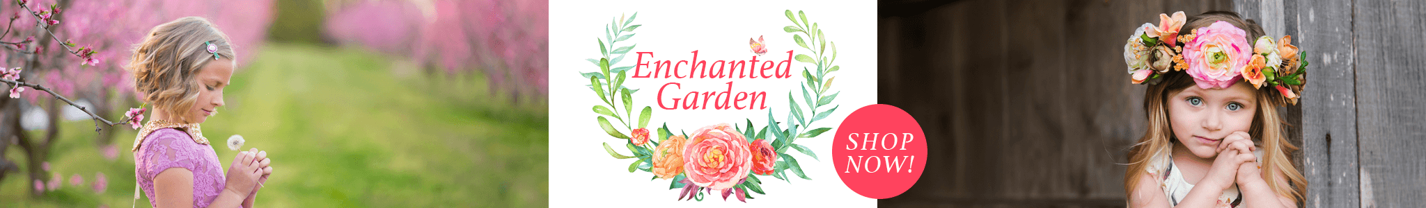 Enchanted Garden Spring Lightroom Presets