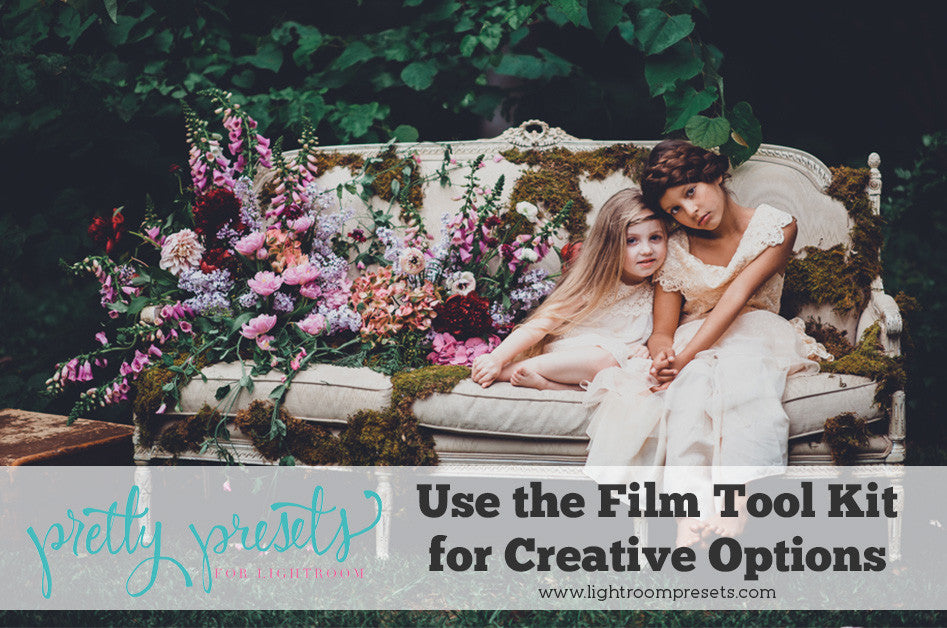 Tips For Achieving the Film Look with Creative Edits + Film