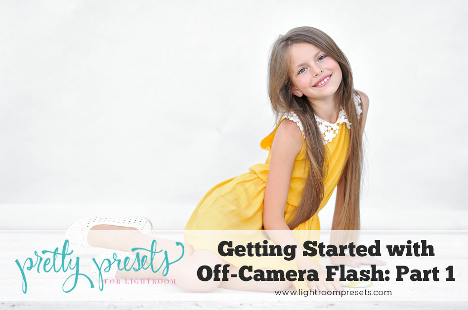 Getting Started with Off Camera Flash