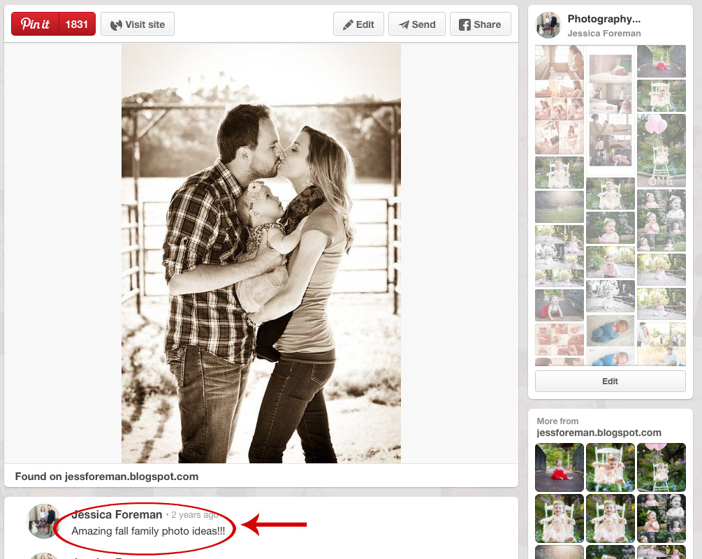 Using Pinterest to Market Your Photography Business