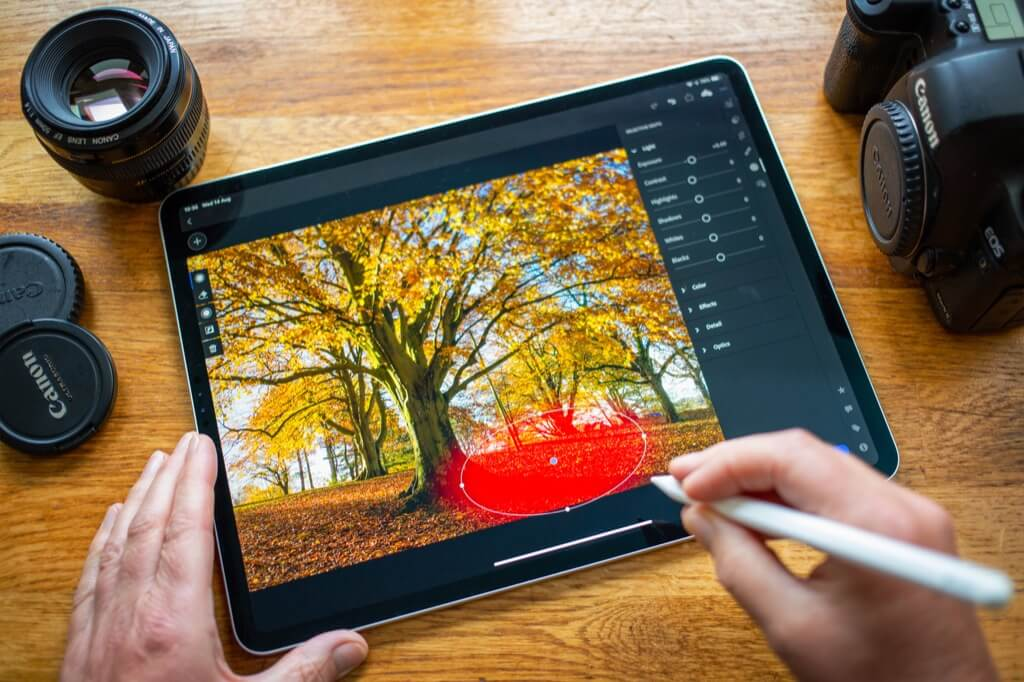 How to Install Presets & Use Lightroom on Your iPad