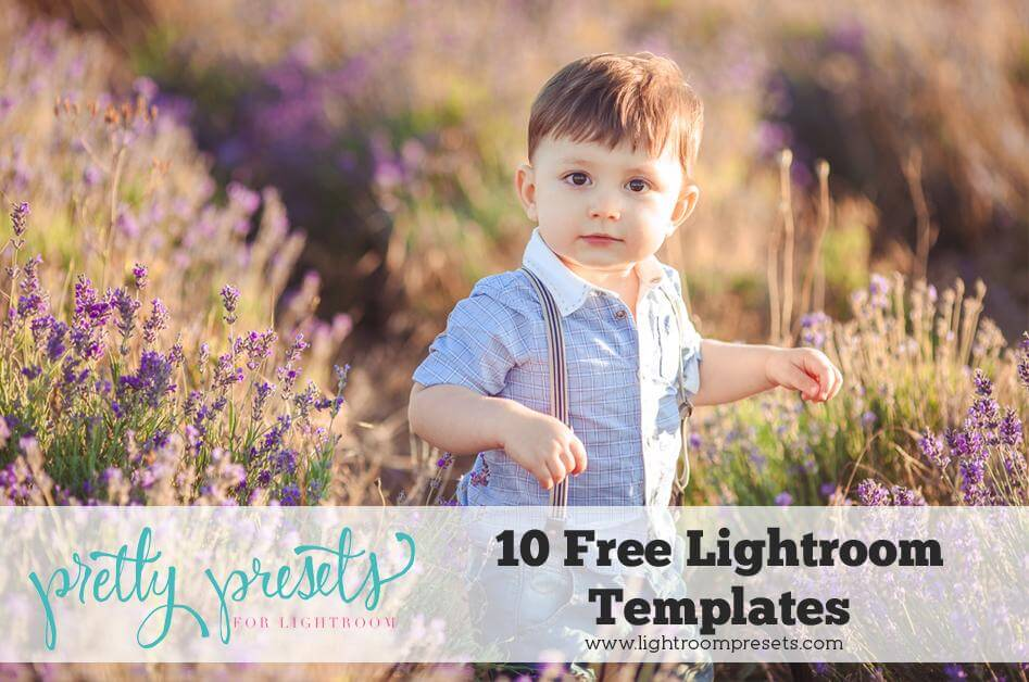 10 Free Lightroom Print Templates