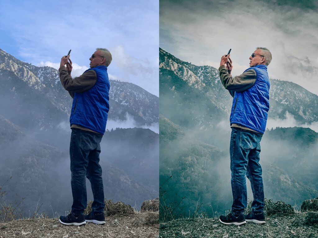 How to Edit Color in Lightroom Mobile