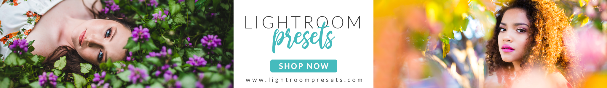 Lightroom Presets from Pretty Presets