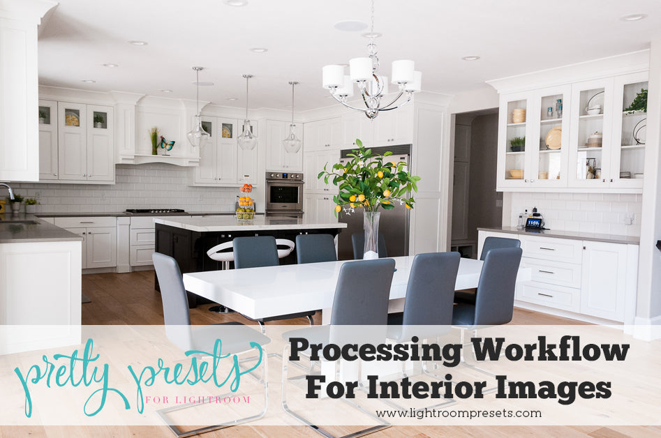 Interior Design Photo Editing