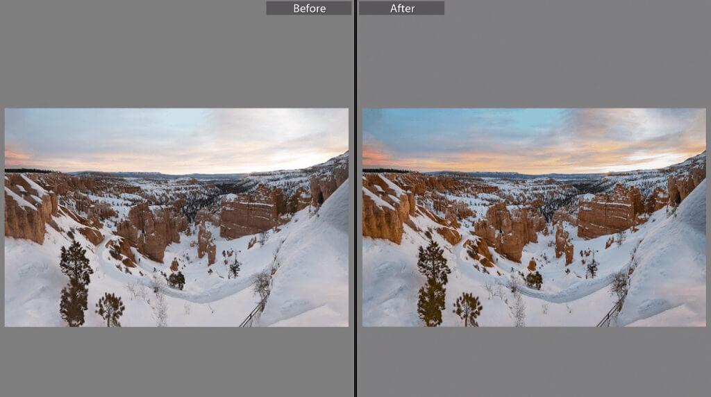How to Edit Sunset Photos in Lightroom Mobile