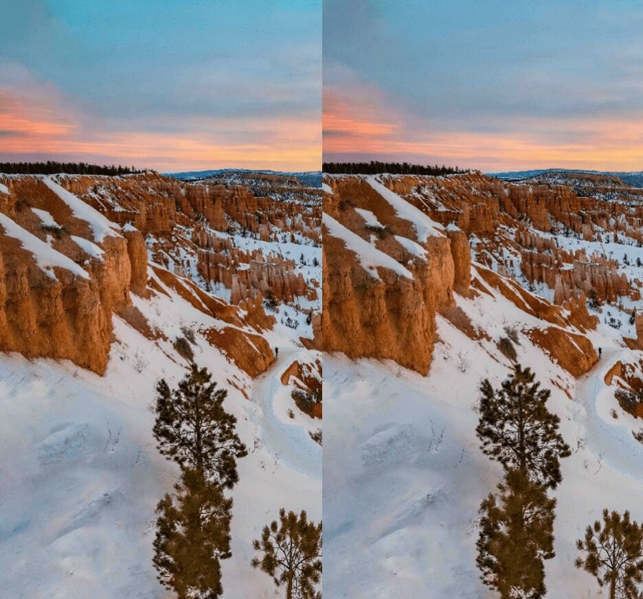 How to Create a Sunset in Lightroom