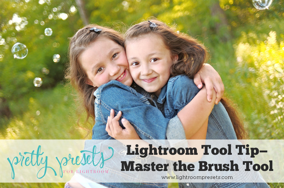 Mastering Lightroom's Brush Tool | Pretty Presets Lightroom Tutorial