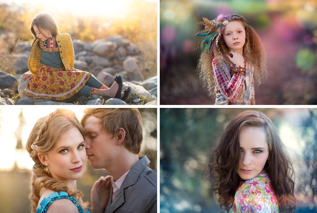 Layer Lightroom Presets with the Luminous Collection