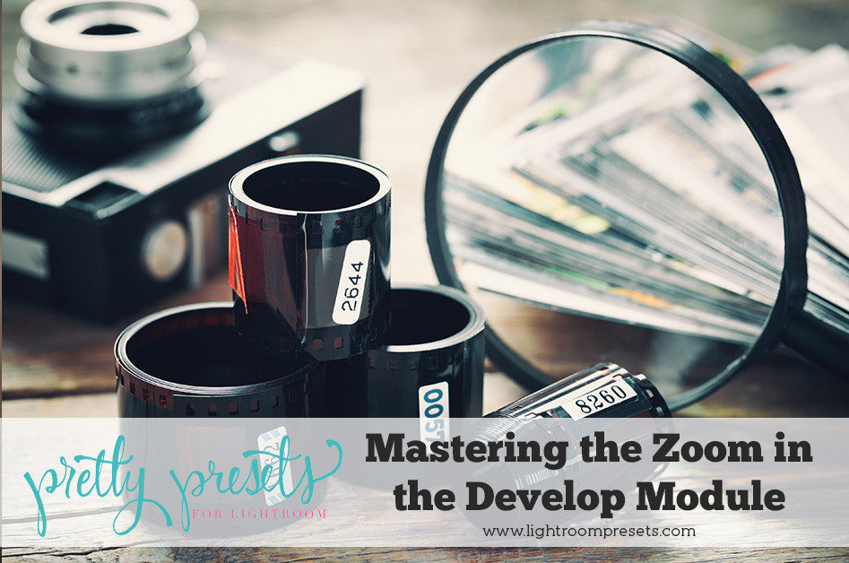 Mastering the Zoom in the Develop Module
